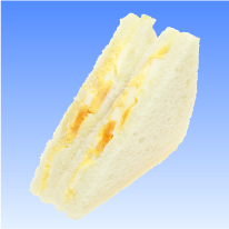 三明治(鸡蛋、鲔鱼)