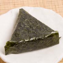 三角饭团 (鲔鱼色拉、明太子、腌梅、鲜虾色拉、海苔酱)