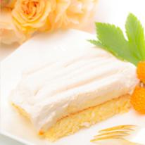 Sponge-sheet cakes