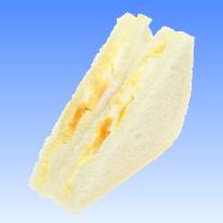 サンドイッチ    (タマゴ・ツナ)